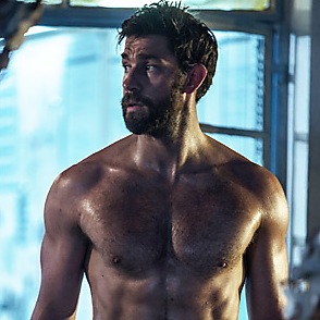 John Krasinski latest sexy shirtless January 15, 2016, 7pm