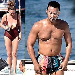 John Legend latest sexy shirtless July 2, 2019, 5pm