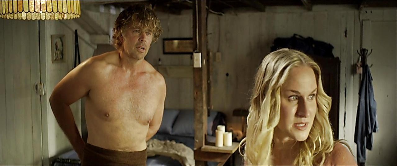 John Schneider sexy shirtless scene April 7, 2020, 6am