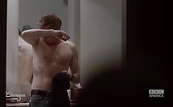 John Simm sexy shirtless scene September 16, 2014, 12pm