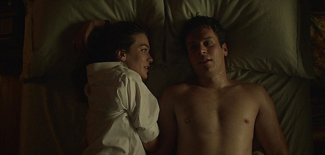 Jonathan Groff sexy shirtless scene October 13, 2017, 1pm