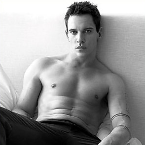 Jonathan Rhys Meyers latest sexy shirtless February 10, 2014, 10am
