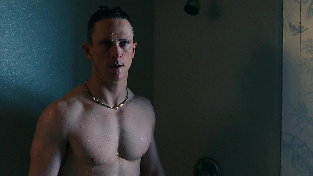 Jonathan Tucker sexy shirtless scene August 10, 2019, 1pm