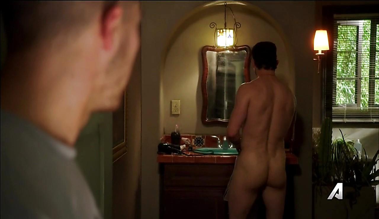 Jonathan Tucker sexy shirtless scene July 27, 2017, 11am