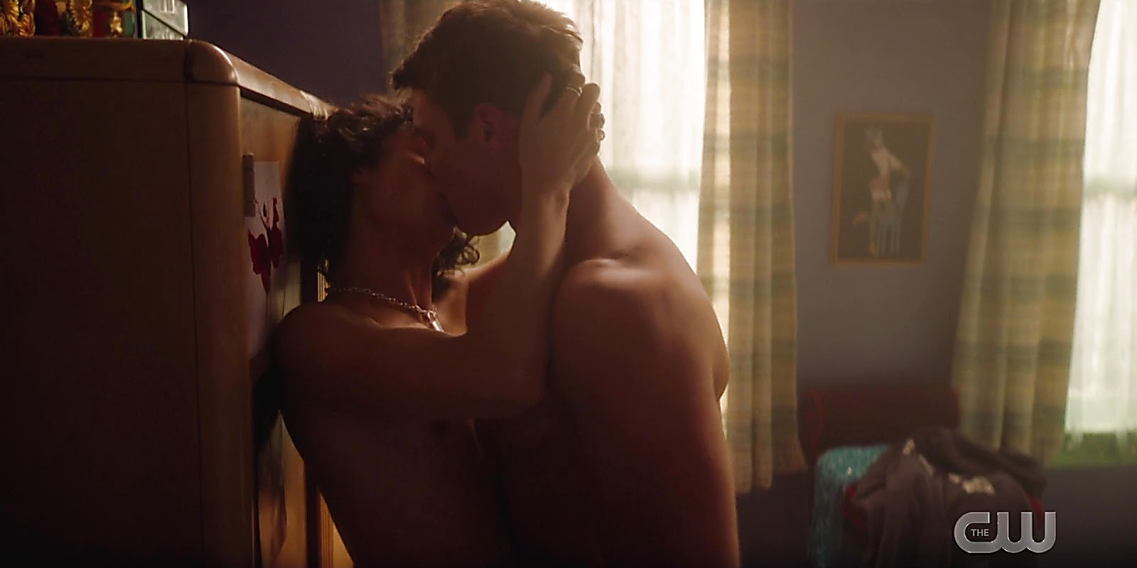 Jonny Beauchamp sexy shirtless scene February 28, 2020, 6am