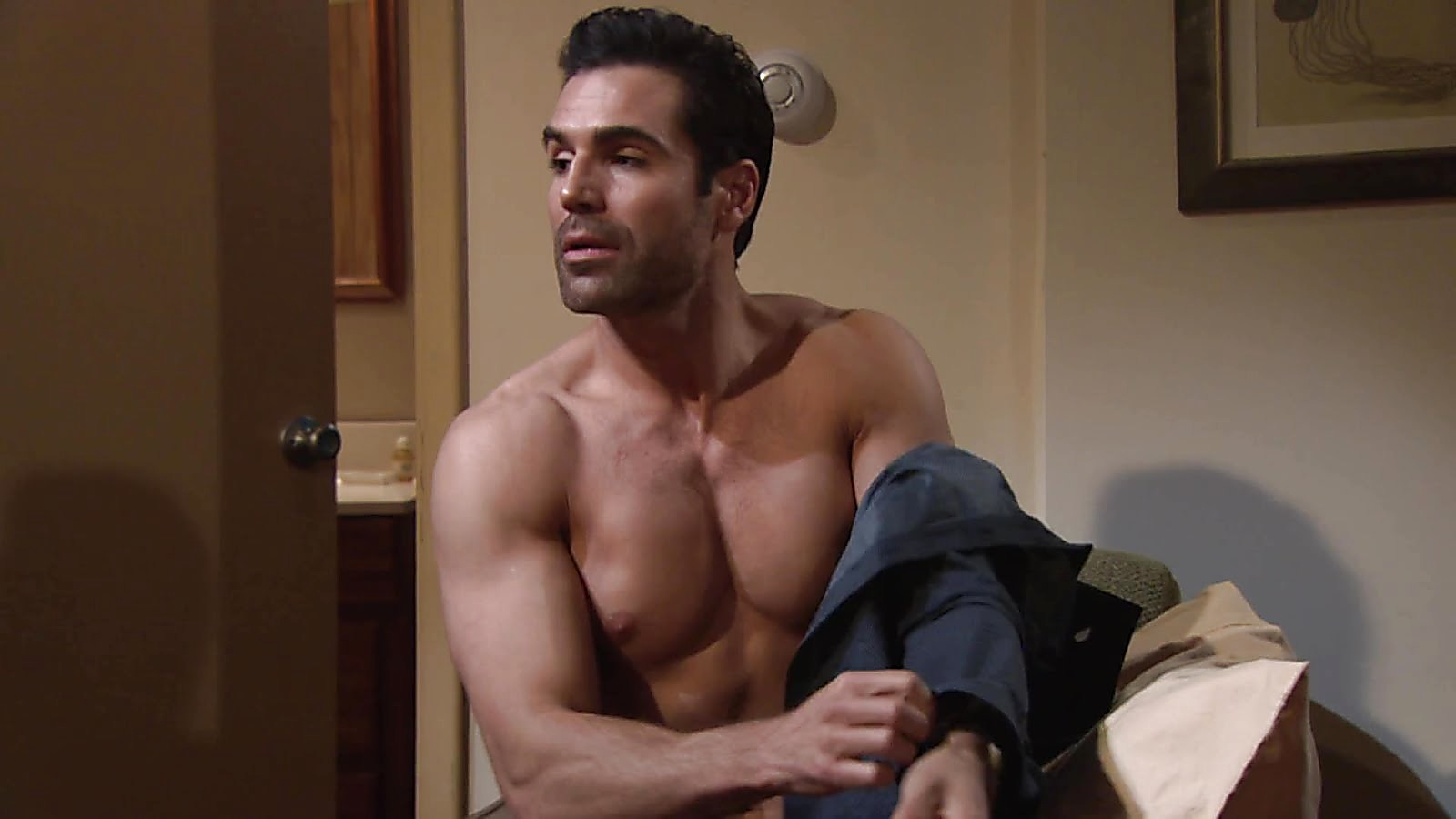 Jordi Vilasuso The Young And The Restless 2019 01 13 2