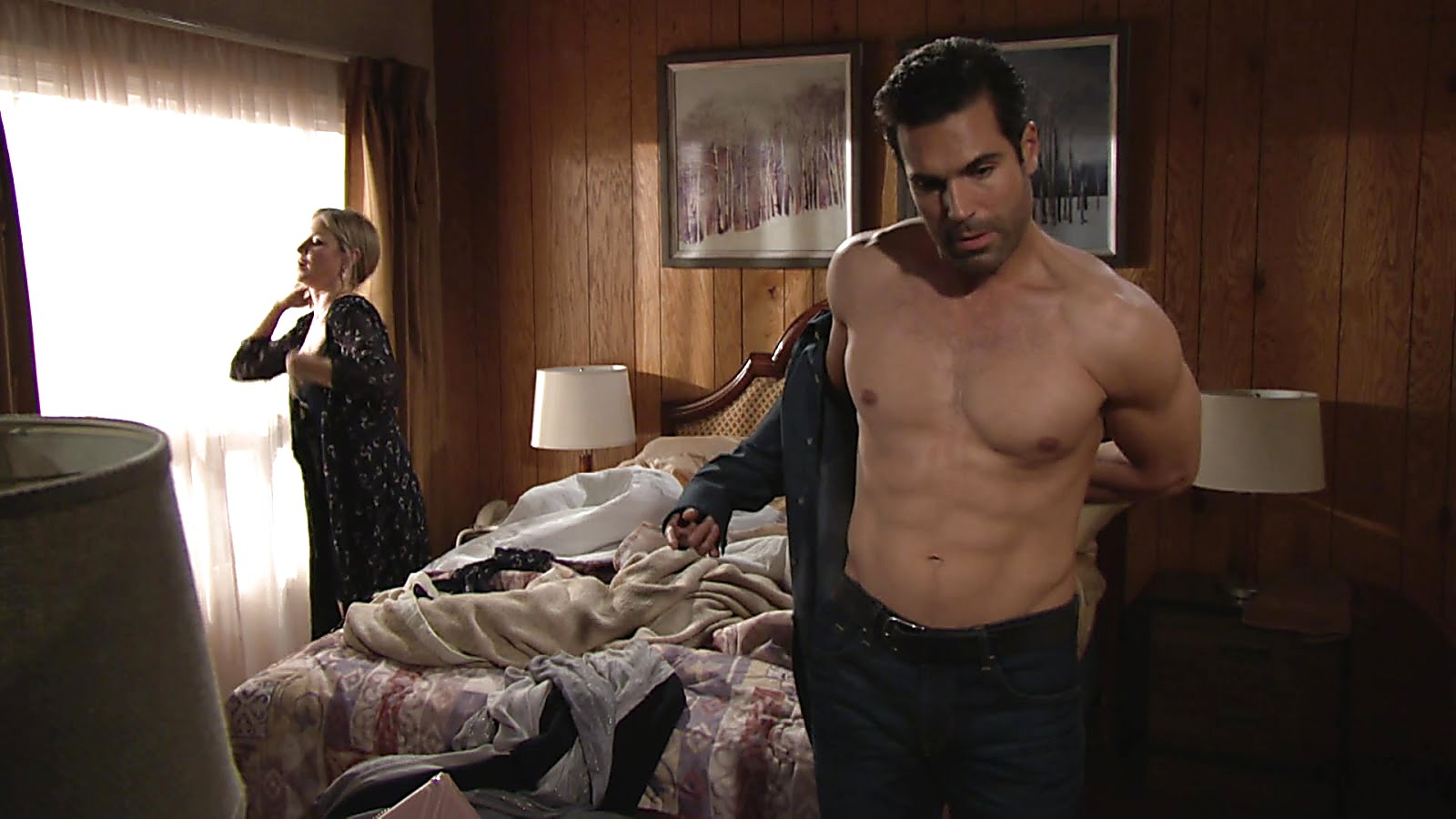 Jordi Vilasuso The Young And The Restless 2019 01 16 2