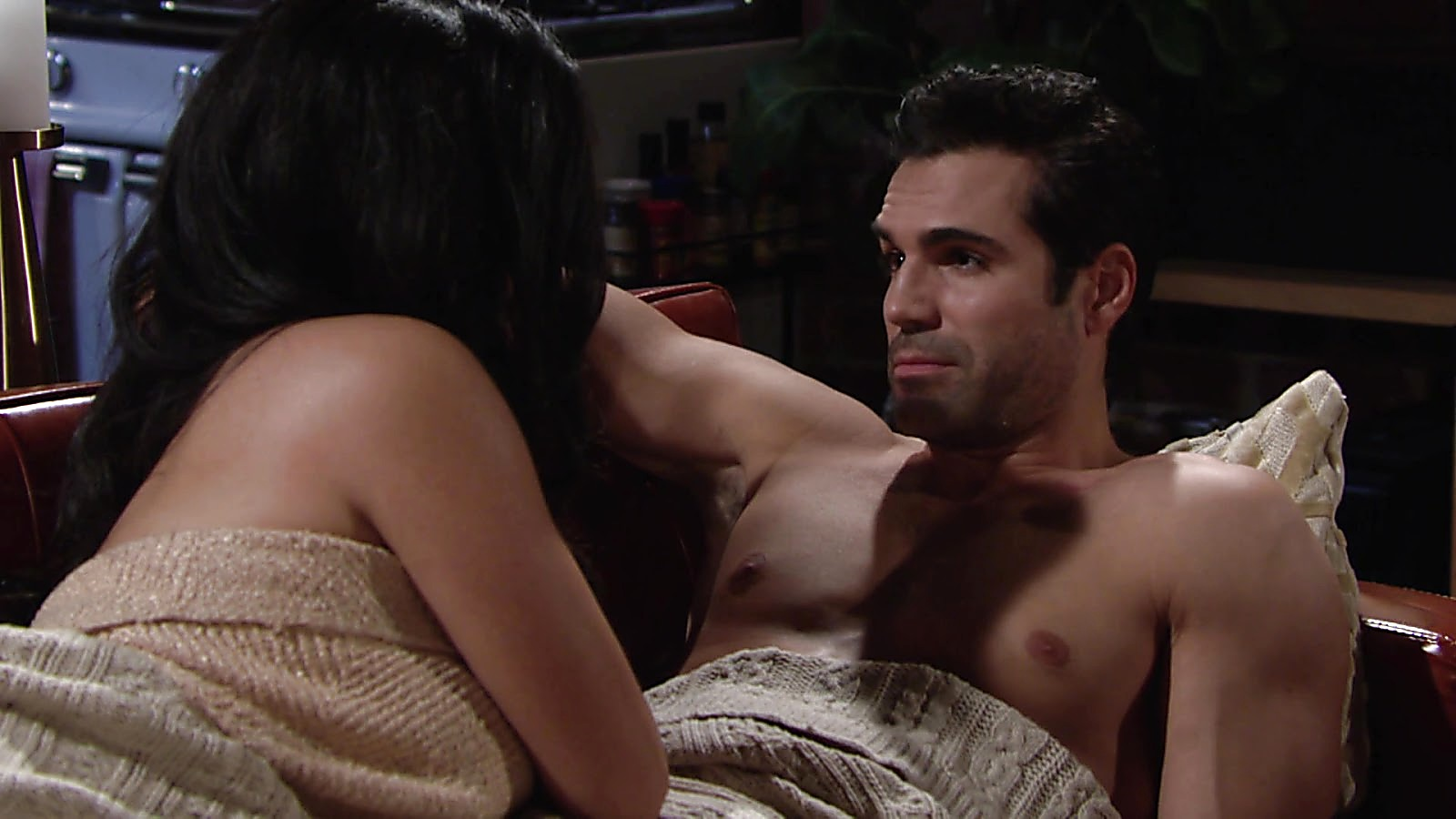 Jordi Vilasuso sexy shirtless scene February 8, 2019, 5am