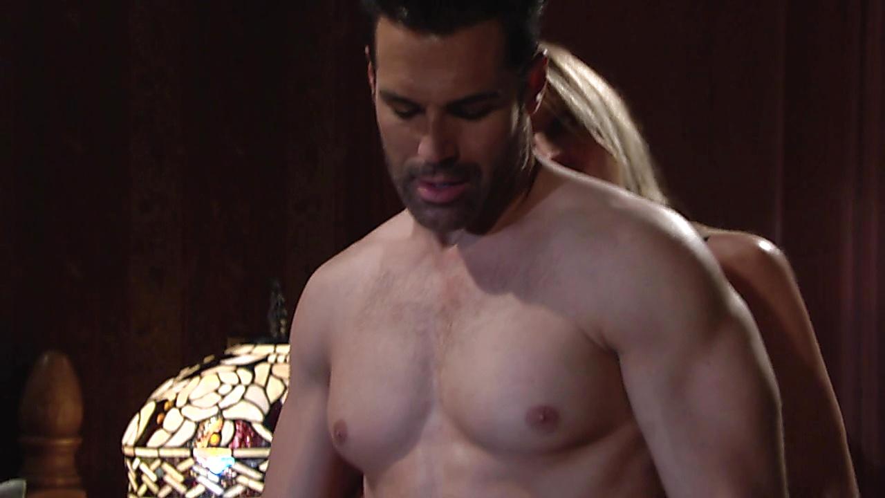 Jordi Vilasuso sexy shirtless scene June 5, 2019, 1pm
