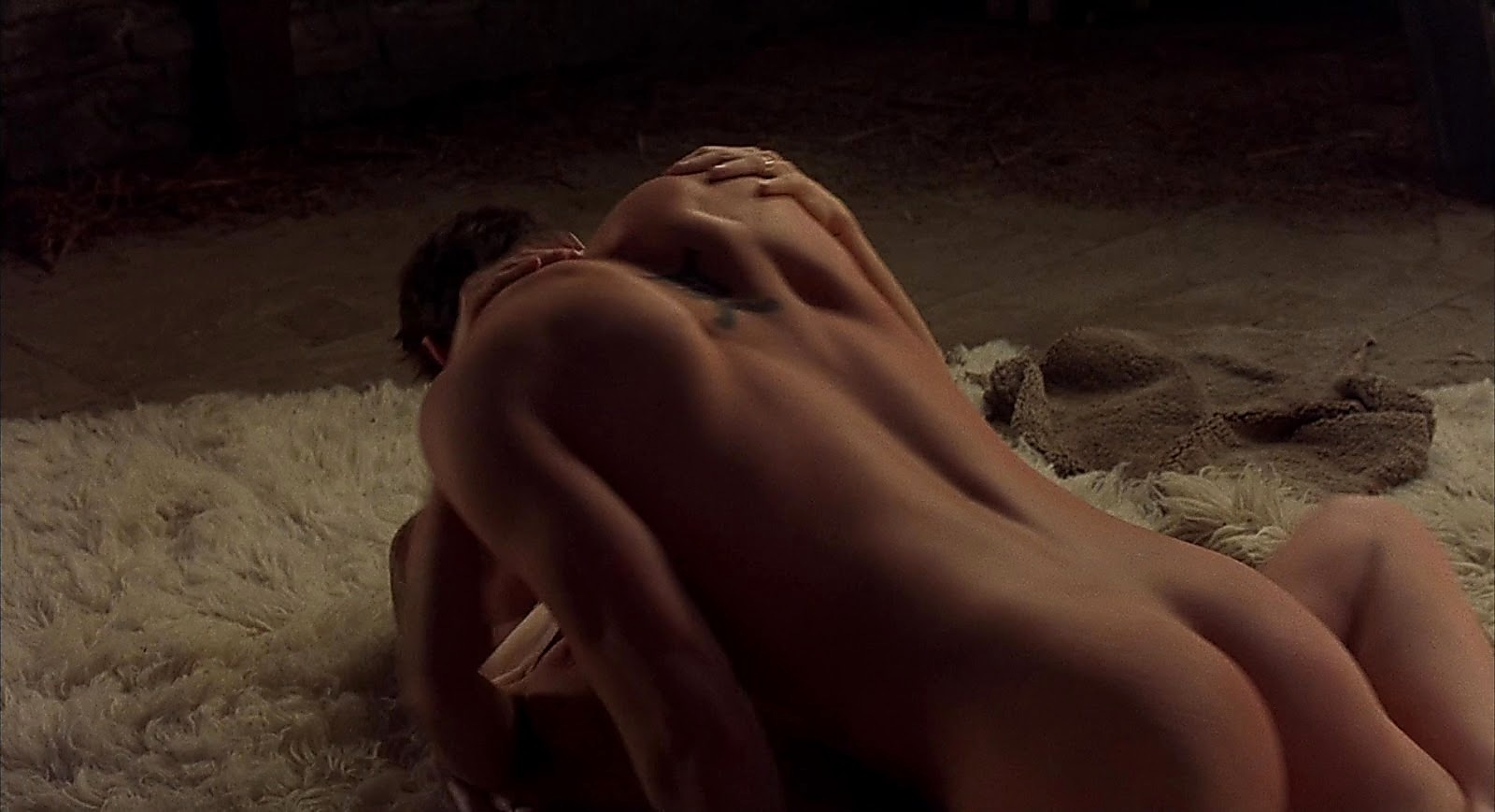 Joseph Fiennes sexy shirtless scene October 4, 2019, 1pm