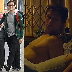 Joseph Gordon Levitt latest sexy shirtless June 4, 2015, 10pm