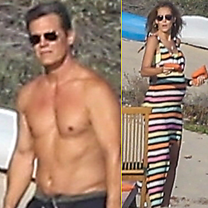 Josh Brolin latest sexy shirtless September 2, 2018, 1am