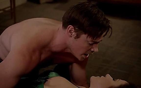 Josh Henderson sexy shirtless scene August 24, 2014, 9pm