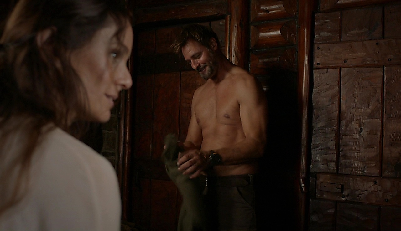 Josh Holloway sexy shirtless scene May 4, 2018, 12pm