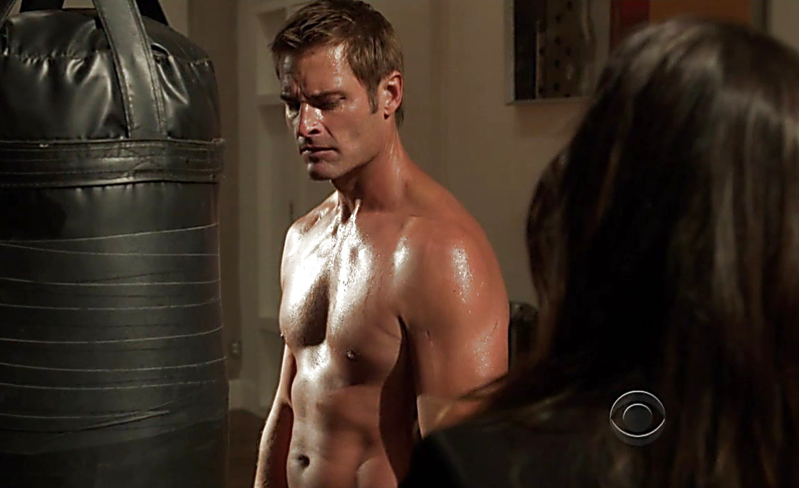 Josh Holloway sexy shirtless scene January 19, 2014, 9am
