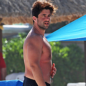 Josh Peck latest sexy shirtless February 26, 2018, 4pm