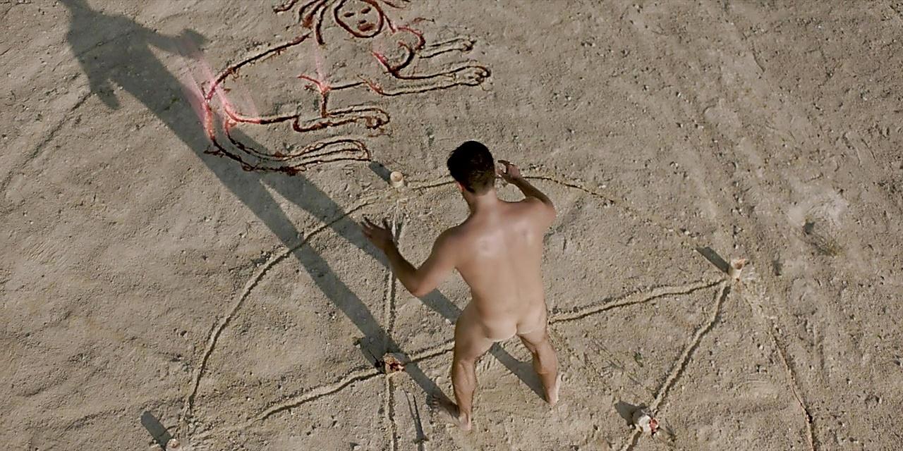 Joshua Bowman sexy shirtless scene October 20, 2018, 12pm