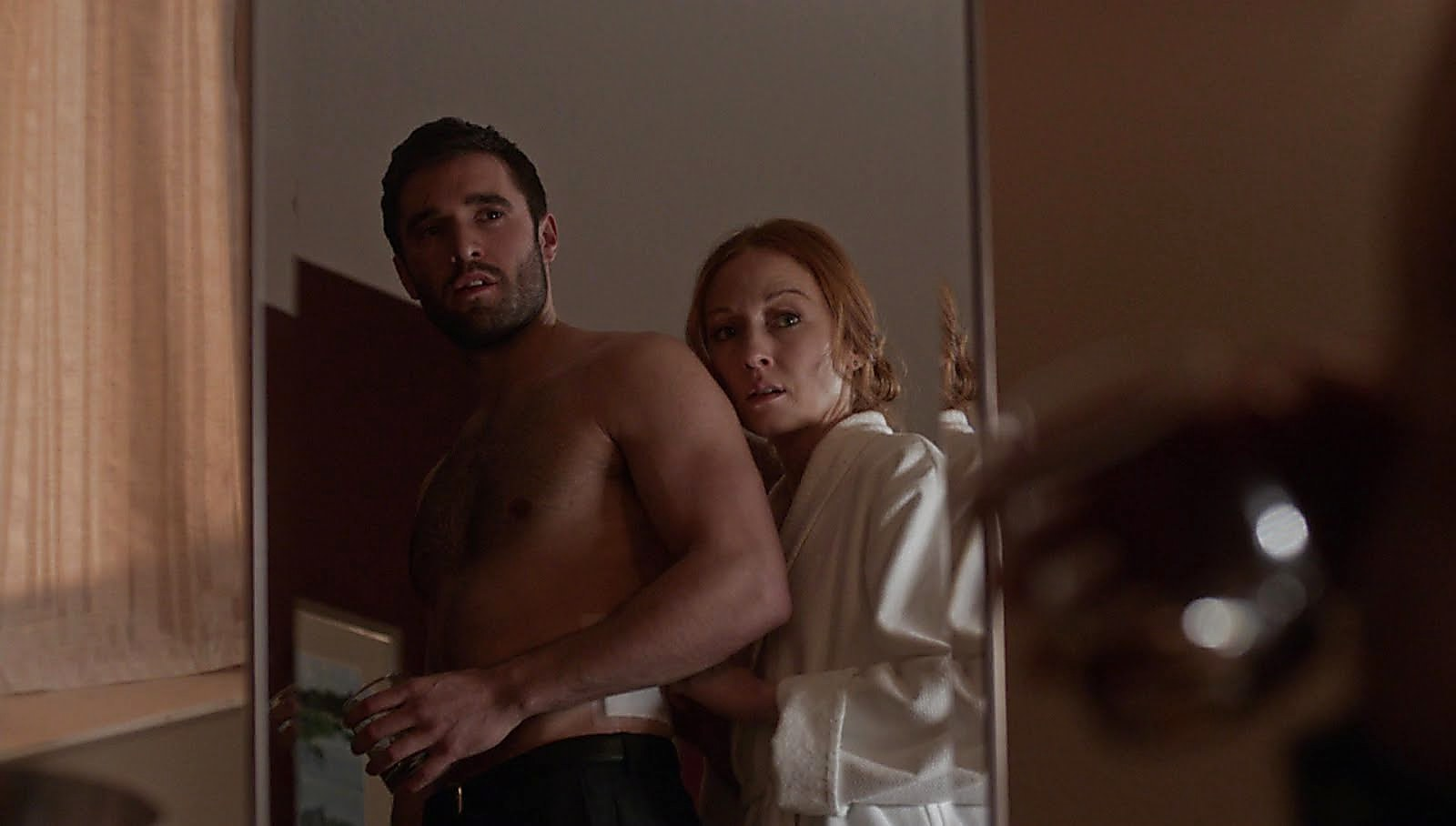Joshua Bowman latest sexy shirtless scene September 4, 2017, 1pm