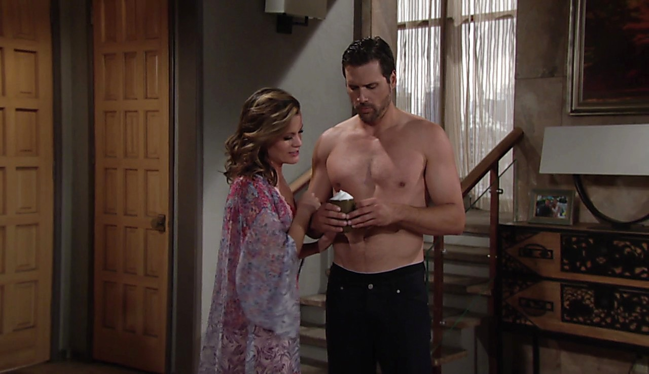 Joshua Morrow  The Young And The Restless 2017 07 10 11jpg