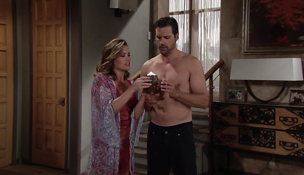 Joshua Morrow  The Young And The Restless 2017 07 10 12jpg