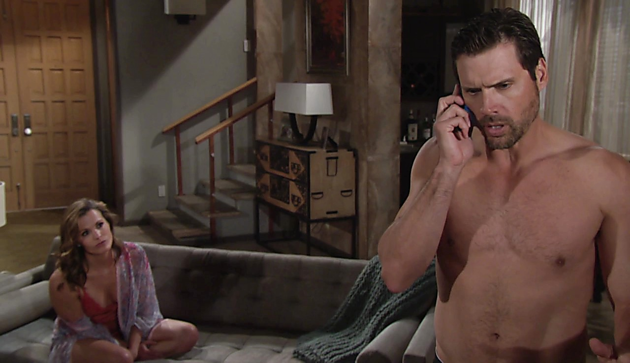 Joshua Morrow  The Young And The Restless 2017 07 10 18jpg