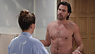 Joshua Morrow The Young And The Restless  2018 01 25 15
