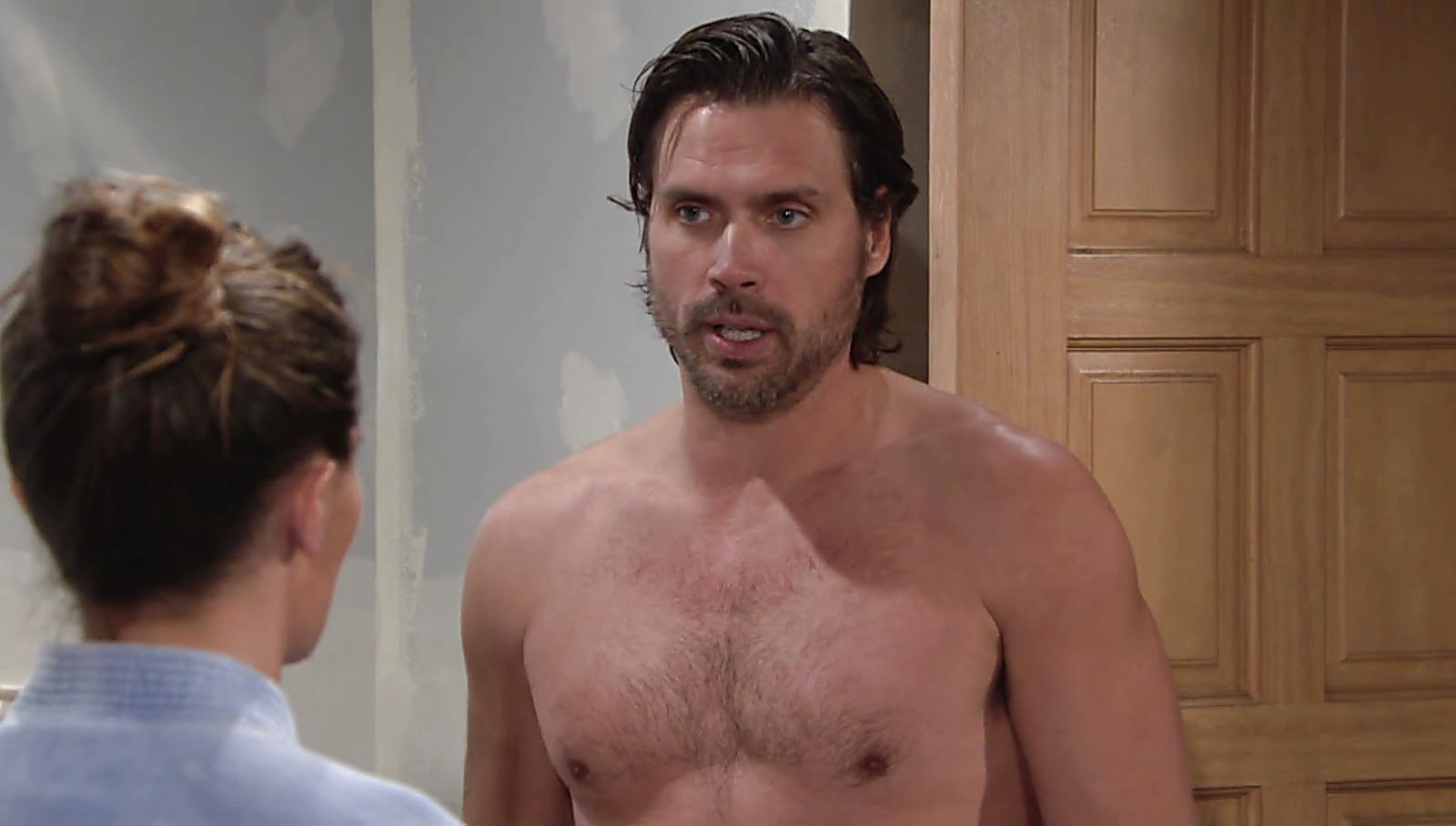Joshua Morrow The Young And The Restless  2018 01 25 2