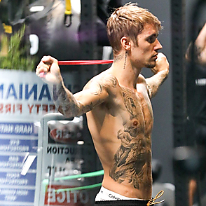 Justin Bieber latest sexy shirtless May 29, 2019, 7pm