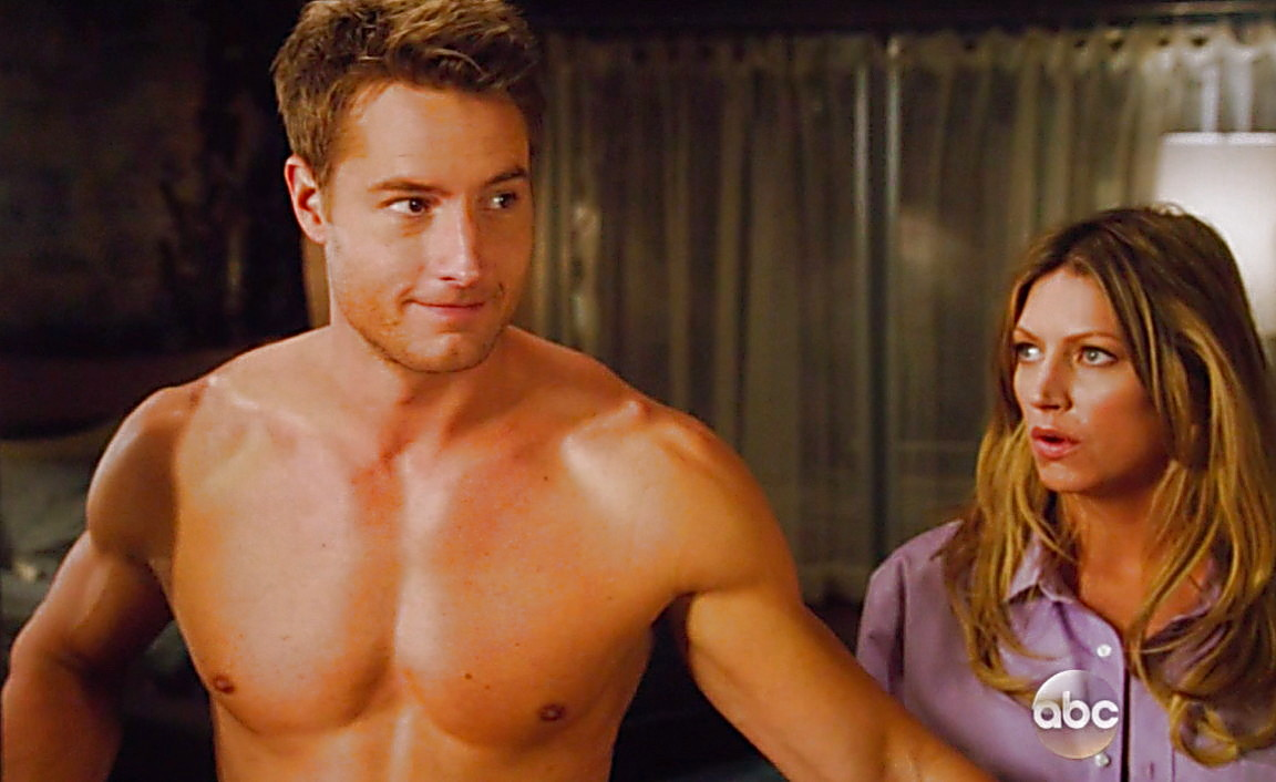 Justin Hartley   Mistresses2x05  04