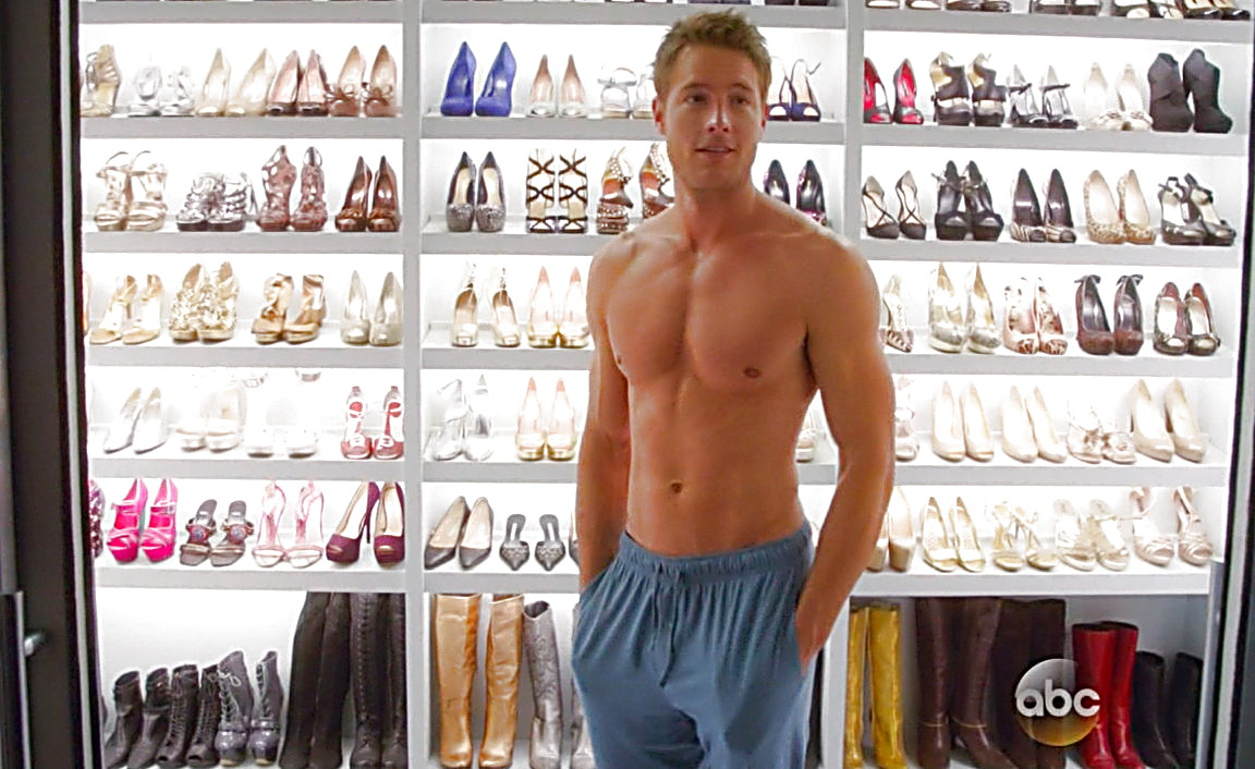 Justin Hartley   Mistresses2x05  06