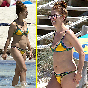 Kate Walsh latest sexy shirtless May 19, 2017, 10pm