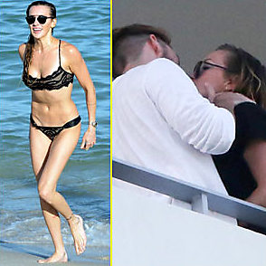 Katie Cassidy latest sexy shirtless December 15, 2016, 5am