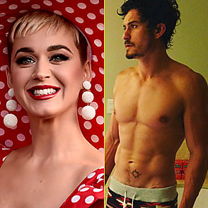 Katy Perry latest sexy shirtless March 30, 2018, 3am