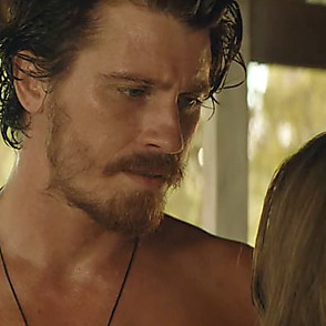 Garrett Hedlund latest sexy shirtless July 17, 2020, 3pm