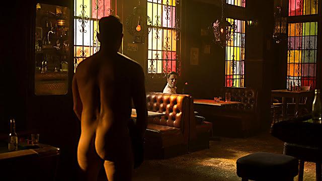 Kevin Alejandro sexy shirtless scene June 16, 2021, 7am
