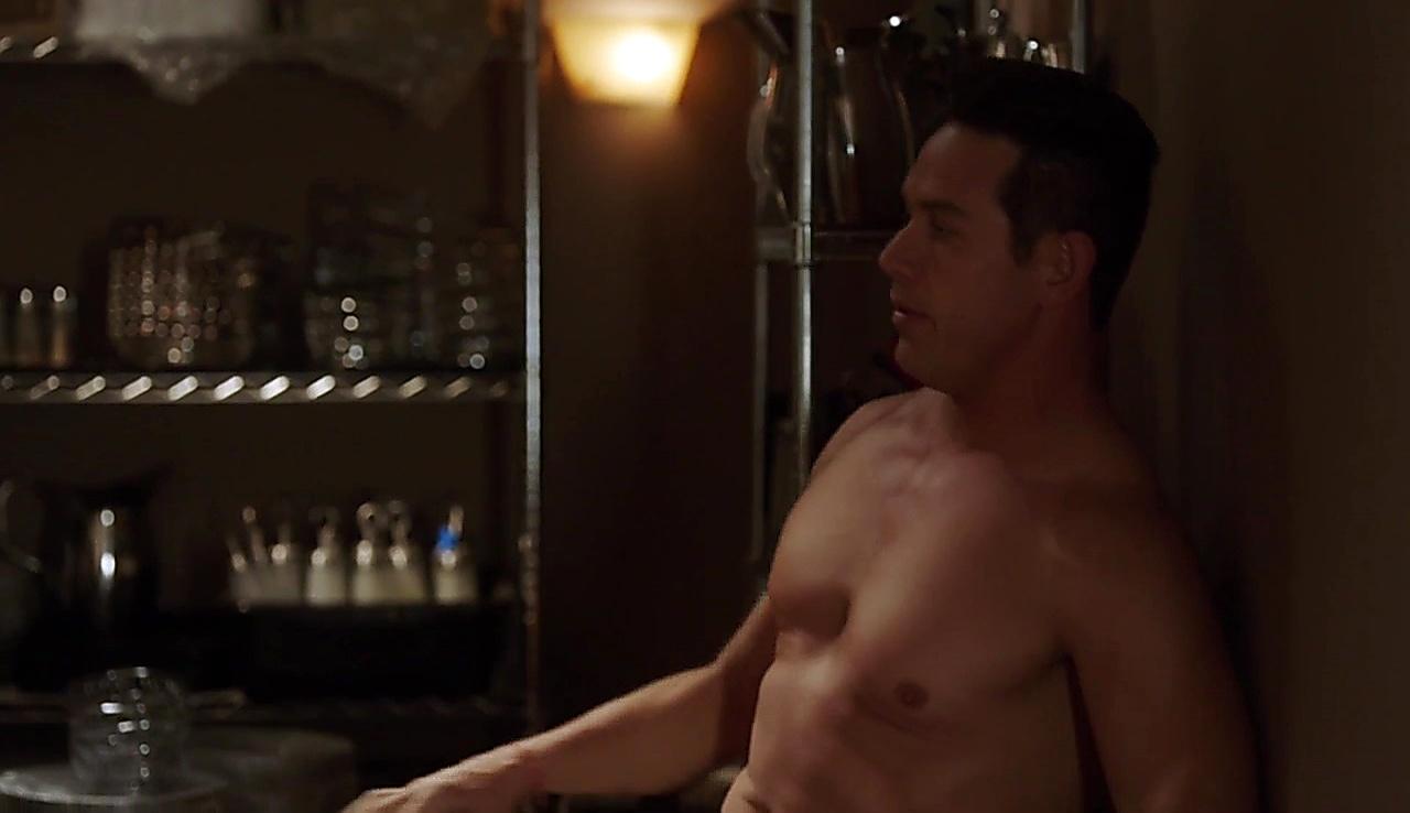 Kevin Alejandro sexy shirtless scene April 17, 2018, 12pm