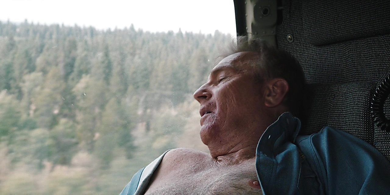 Kevin Costner sexy shirtless scene June 20, 2019, 1pm