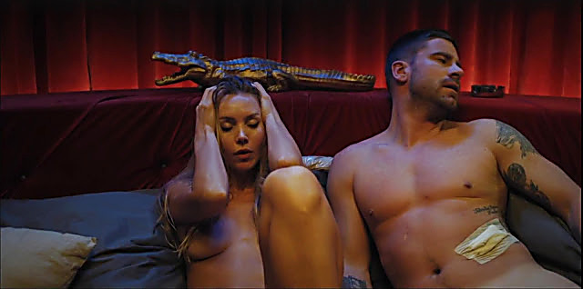 Kevin Janssens sexy shirtless scene May 23, 2021, 1pm