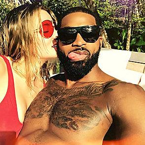 Khloe Kardashian latest sexy shirtless August 6, 2017, 7pm
