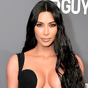 Kim Kardashian latest sexy shirtless April 23, 2021, 2am