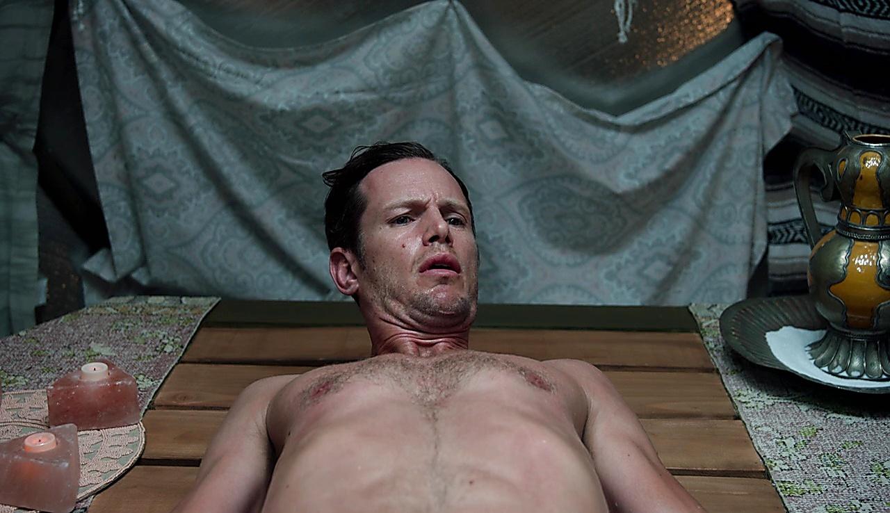 Kip Pardue latest sexy shirtless scene December 5, 2017, 12pm