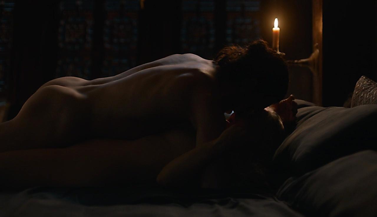 Kit Harington sexy shirtless scene August 28, 2017, 3am
