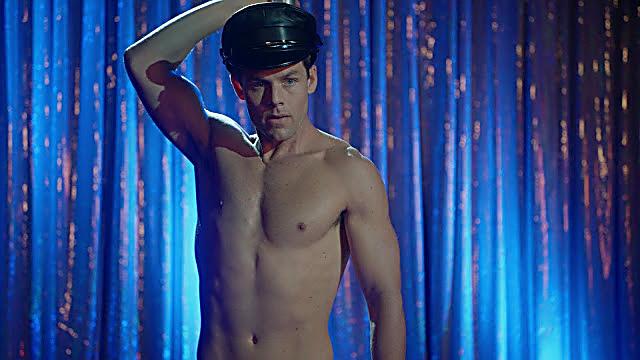 Lachlan Buchanan sexy shirtless scene July 17, 2021, 6am