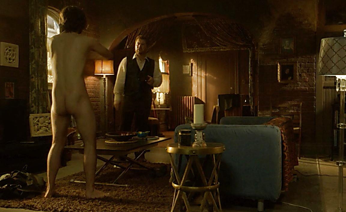 Hemlock Grove Nude Scenes