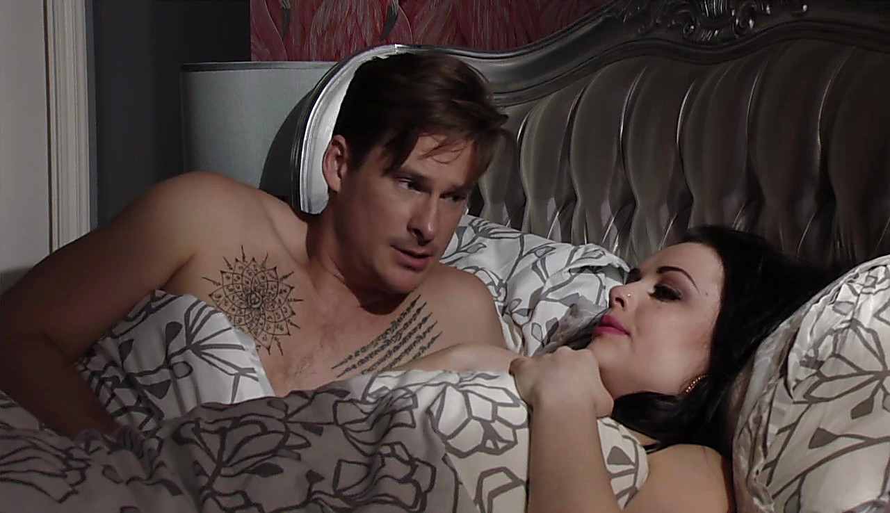 Lee Ryan sexy shirtless scene May 19, 2017, 11am