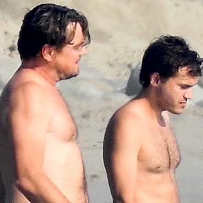 Leonardo Dicaprio latest sexy shirtless November 9, 2020, 7pm