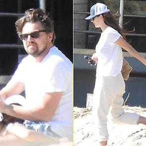 Leonardo Dicaprio latest sexy shirtless March 30, 2021, 6pm
