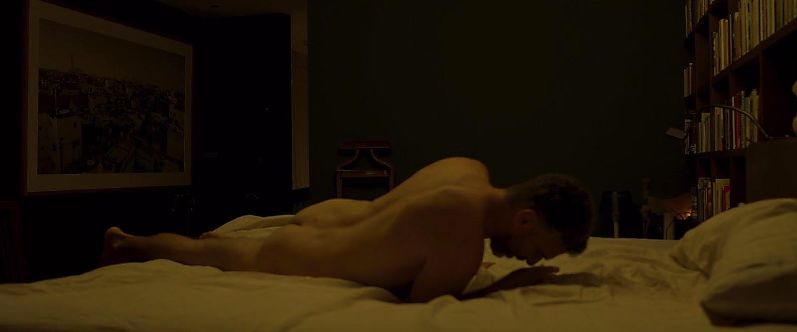 Leonardo Sbaraglia sexy shirtless scene July 27, 2020, 11am