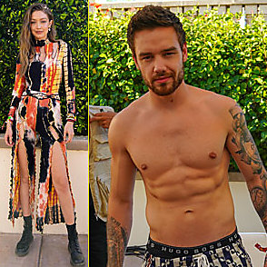 Liam Payne latest sexy shirtless April 14, 2019, 4pm
