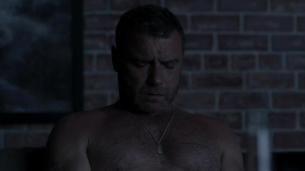 Liev Schreiber sexy shirtless scene December 2, 2018, 10am